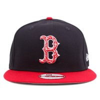 Bon� New Era 9Fifty Snapback Boston Red Sox Navy/Red