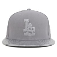 Bon� New Era 9Fifty Strapback Los Angeles Dodgers Grey/Silver