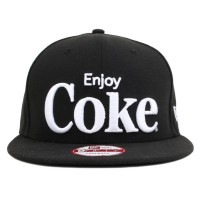 Bon� New Era 9Fifty Snapback Cola Cola Black