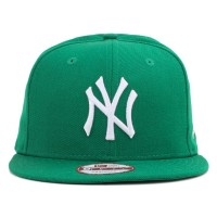 Bon� New Era 9FIFTY Snapback New York Yankees Green