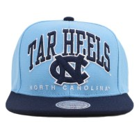 Bon� Mitchell and Ness Snapback North Carolina Blue/Navy