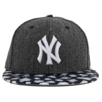 Bon� New Era 9FIFTY Snapaback New York Yankees Mescla/Printed