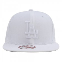 Bon� New Era 9FIFTY Original Fit Strapback Los Angeles Dodgers White