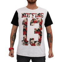 Camiseta Noffing 13 Black/White