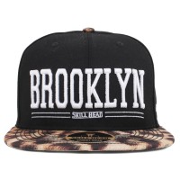 Bon� Skill Head Strapback Brooklyn Black/On�a