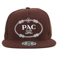 Bon� Smoke Snapback Pac Brown