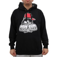 Moletom Skill Head Survivor Black/Printed