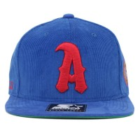 Bon� Starter Snapback Azules Royal/Red