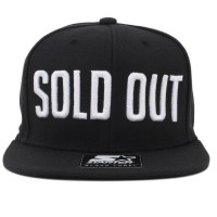 Bon� Starter Snapback Sold Out Black