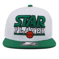 Bon� Starter Snapback Star Player Kid White/Green