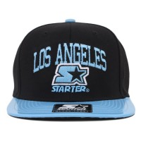 Bon� Starter Snapback Los Angeles Black/Blue