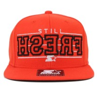 Bon� Starter Snapback Still Fresh Orange