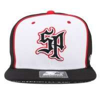Bon� Starter Snapback SP Black/White/Red