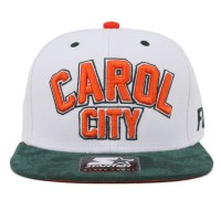 Bon� Starter Snapback Carol City White/Green