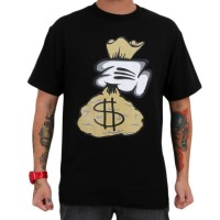 Camiseta Skill Head Mobb Money Black
