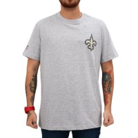 Camiseta New Era New Orleans Saints Grey