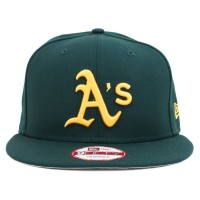 Bon� New Era 9Fifty Snapback Oakland Athletics Green/Gold