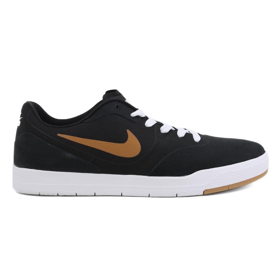 Tênis Nike SB Paul Rodriguez 9 CS Black / Metalic Gold - Paul Rodriguez