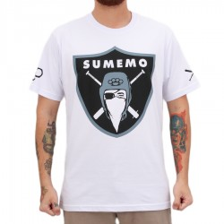 Camiseta Sumemo Raiders White