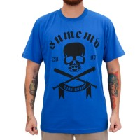 Camiseta Sumemo Caveir�o Royal