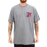 Camiseta Hocks Estatua Grey