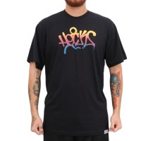 Camiseta Hocks Tag Black