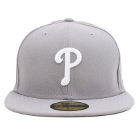 Bon� New Era 59FIFTY Philadelphia Phillies Grey