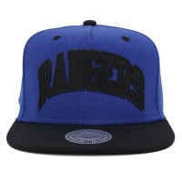 Bon� Mitchell And Ness Snapback New York Rangers Jeans Royal/Black