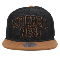 Bon� Mitchell And Ness Snapback Two Pac Jeans Black/Brown
