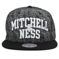 Bon� Mitchell And Ness Snapback Script Printed/Black