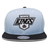 Bon� Mitchell and Ness Snapback Los Angeles Kings Grey/Black
