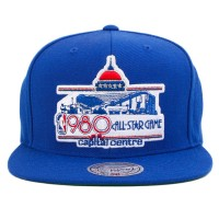 Bon� Mitchell and Ness Snapback All Star Game Royal