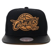 Bon� Mitchell and Ness Snapback Cleveland Cavaliers Black