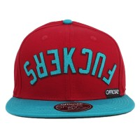 Bon� Official Snapback Fuckers Red/Blue