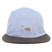 Bon� Official 5 Panel Strapback Cali Blue/Grey