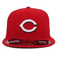 Bon� New Era 59FIFTY Cincinnati Reds Red