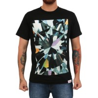 Camiseta Diamond Supply Co Simplicity Box Tee Black