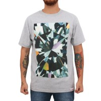 Camiseta Diamond Supply Co Simplicity Box Tee Grey
