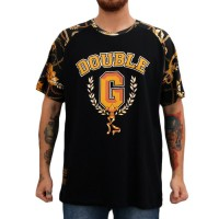 Camiseta Double-G Ragla Print Black/Printed