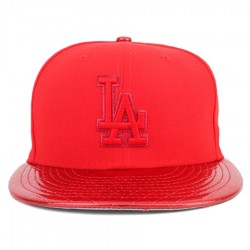 Bon� New Era 9FIFTY Strapback Los Angeles Dodgers Red