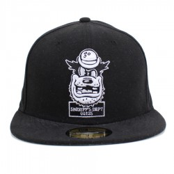 Bon� New Era 59FIFTY Mug Toon Peg Leg Black