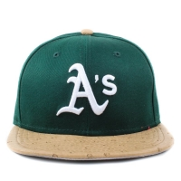 Bon� New Era 9FIFTY Strapback Oakland Athletics Green
