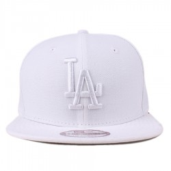 Bon� New Era 9FIFTY Snapback Los Angeles Dodgers White
