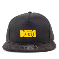 Bon� Official Snapback TX Black