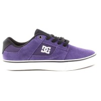 Tênis DC Shoes Bridge Grape / Black