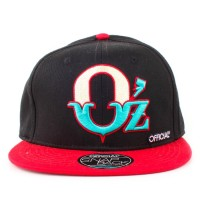 Bon� Official Snapback Oz Black/Red