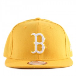 Bon� New Era 9FIFTY Snapback Boston Red Sox Yellow