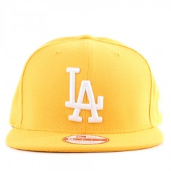 Bon� New Era 9FIFTY Snapback Los Angeles Dodgers Yellow