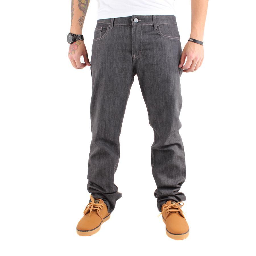 Calça DC Shoes Jeans Slimfit Grey Core - Slimfit