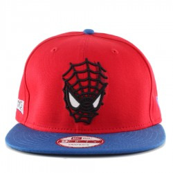 Bon� New Era 9FIFTY Snapback Spider-Man Red/Blue